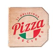 Pizza Recipe Book by Publications International, Ltd.