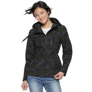 Juniors' Sebby Hooded Softshell Anorak Jacket