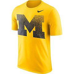 Men's Nike Michigan Wolverines Dri-FIT Legend Tee