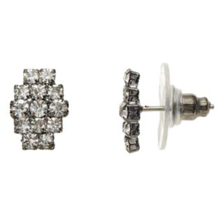 Simply Vera Vera Wang Simulated Stone Button Stud Earrings