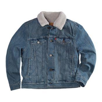 Boys 8-20 Levi's Trucker Denim Jacket