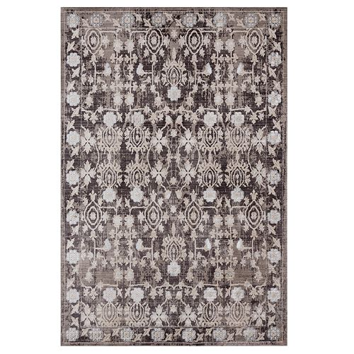 United Weavers Soignee Chester Framed Floral Rug