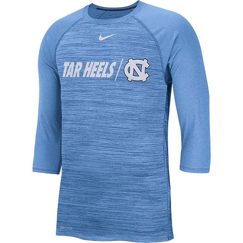 Men's Nike North Carolina Tar Heels Dri-FIT Legend Baseball Tee