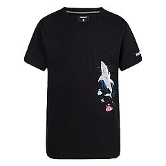 Boys 8-20 Hurley Fish Pocket Tee