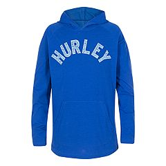 Boys 8-20 Hurley Logo Hooded Tee