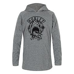 Boys 8-20 Hurley Shark Hooded Tee