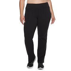 Plus Size Tek Gear® Dry Tek Straight Leg Sweatpants