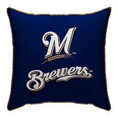 Milwaukee Brewers Throw Pillow