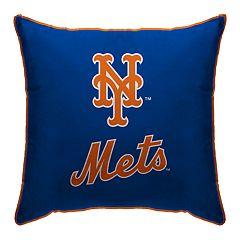 New York Mets Throw Pillow
