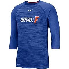 Men's Nike Florida Gators Dri-FIT Legend Baseball Tee