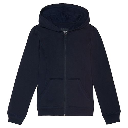 Girls 4-16 French Toast School Uniform Fleece Hoodie