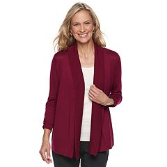 Women's Dana Buchman Simple Cardigan
