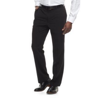 Big & Tall Apt. 9® Slim-Fit Premier Flex Crosshatch Dress Pants