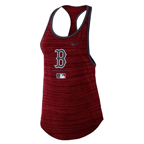Nike Women's Boston Red Sox Authentic Collection Velocity Tank