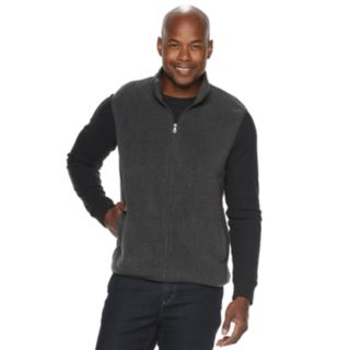 Men's Croft & Barrow® Arctic Fleece Classic-Fit Easy-Care Vest