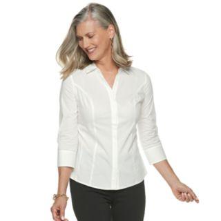 Women's Dana Buchman Princess Seam Shirt