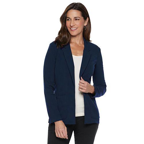 Women's Briggs Shawl Collar Stretch Blazer