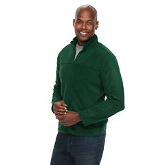 Men's Croft & Barrow® Arctic Fleece Classic-Fit Easy-Care Full-Zip Jacket