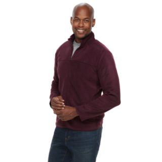Men's Croft & Barrow® Arctic Fleece Classic-Fit Easy-Care Full-Zip Jacket
