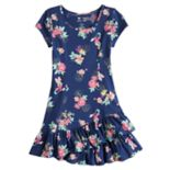Disney's Minnie Mouse Girls 4-7 Ruffled Dress by Disney/Jumping Beans®
