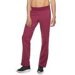 Women's Tek Gear®  Ultrasoft Fleece Mid-Rise Sweatpants