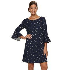 Women's Nina Leonard Daisy Sheath Dress