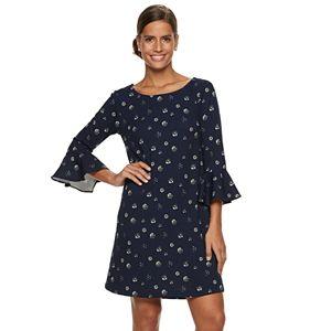 Women's Nina Leonard Print Sheath Dress