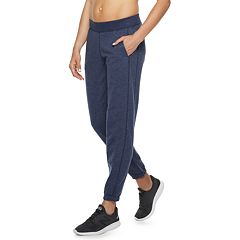 Women's Tek Gear® Ultrasoft Fleece Banded-Bottom Mid-Rise Sweatpants