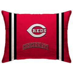 Cincinnati Reds 26-Inch Throw Pillow