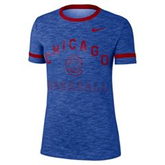 Women's Nike Chicago Cubs Tee