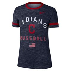 Women's Nike Cleveland Indians Tee