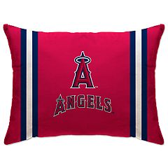 Los Angeles Angels of Anaheim 26-Inch Throw Pillow