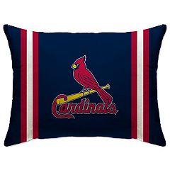 St. Louis Cardinals 26-Inch Throw Pillow