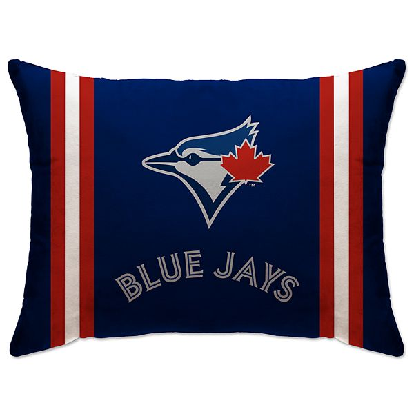 Toronto Blue Jays 26 Inch Throw Pillow
