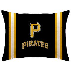 Pittsburgh Pirates 26-Inch Throw Pillow