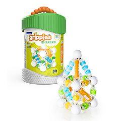 Guidecraft Grippies Shakers 30-Piece Set