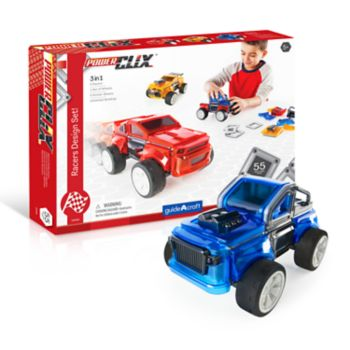Guidecraft PowerClix Racers Design Set