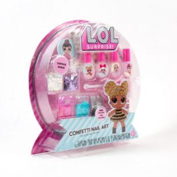 L.O.L. Surprise! Confetti Nail Art Set