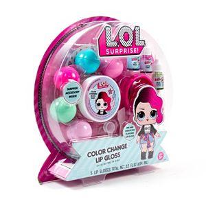 L.O.L. Surprise! Color Change Lip Gloss Set