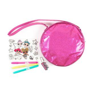 L.O.L. Surprise! Glitter Glam Handbag