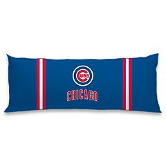 Chicago Cubs 48-Inch Throw Pillow
