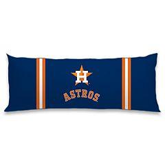 Houston Astros 48-Inch Throw Pillow