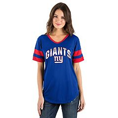 Women's New Era New York Giants Jersey Tee