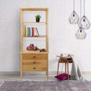 American Trails Edison 3-Shelf Bookcase