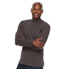 Men's Croft & Barrow® Classic-Fit Easy-Care Mockneck Pullover