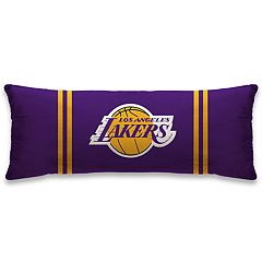 Los Angeles Lakers 48-Inch Throw Pillow