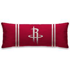 Houston Rockets 48-Inch Throw Pillow