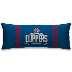 Los Angeles Clippers 48-Inch Throw Pillow