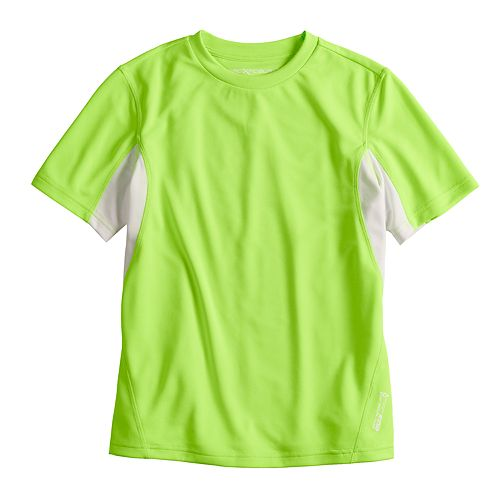 Boys 8-20 ZeroXposur Down Drift Swim Top