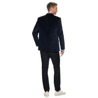 Men's Apt. 9® Slim-Fit Velour Sport Coat